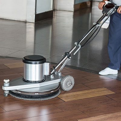 JW Floor Polishing